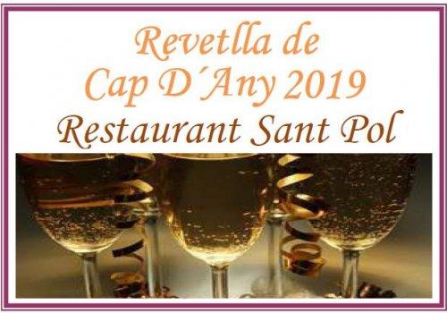 Revetlla de Cap D'Any 2019